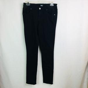 Paige Women Verdugo Ultra Skinny Black Denim Jean